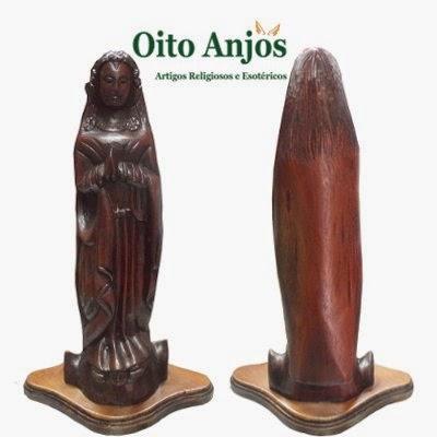 Nossa Senhora Aparecida | Oito Anjos Artigos Religiosos e Loja Esotérica