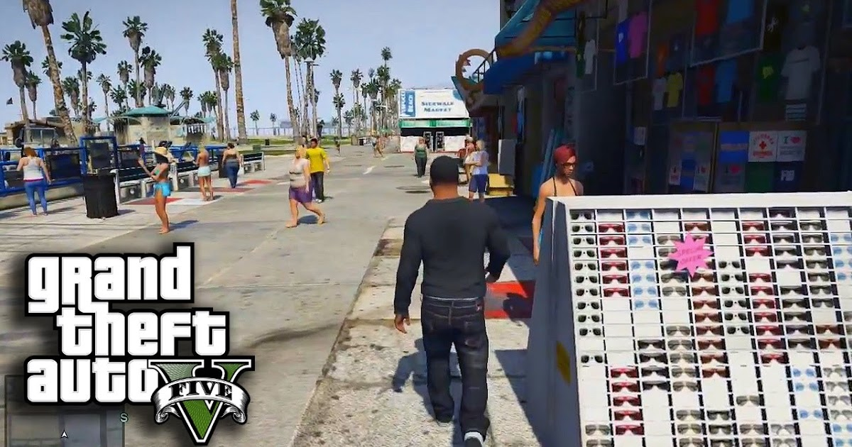 Grand Theft Auto V - FREE DOWNLOAD - cracked