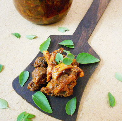 Kerala fish picklemeen acharep by step cooking is easy fish pickle forumfinder Choice Image