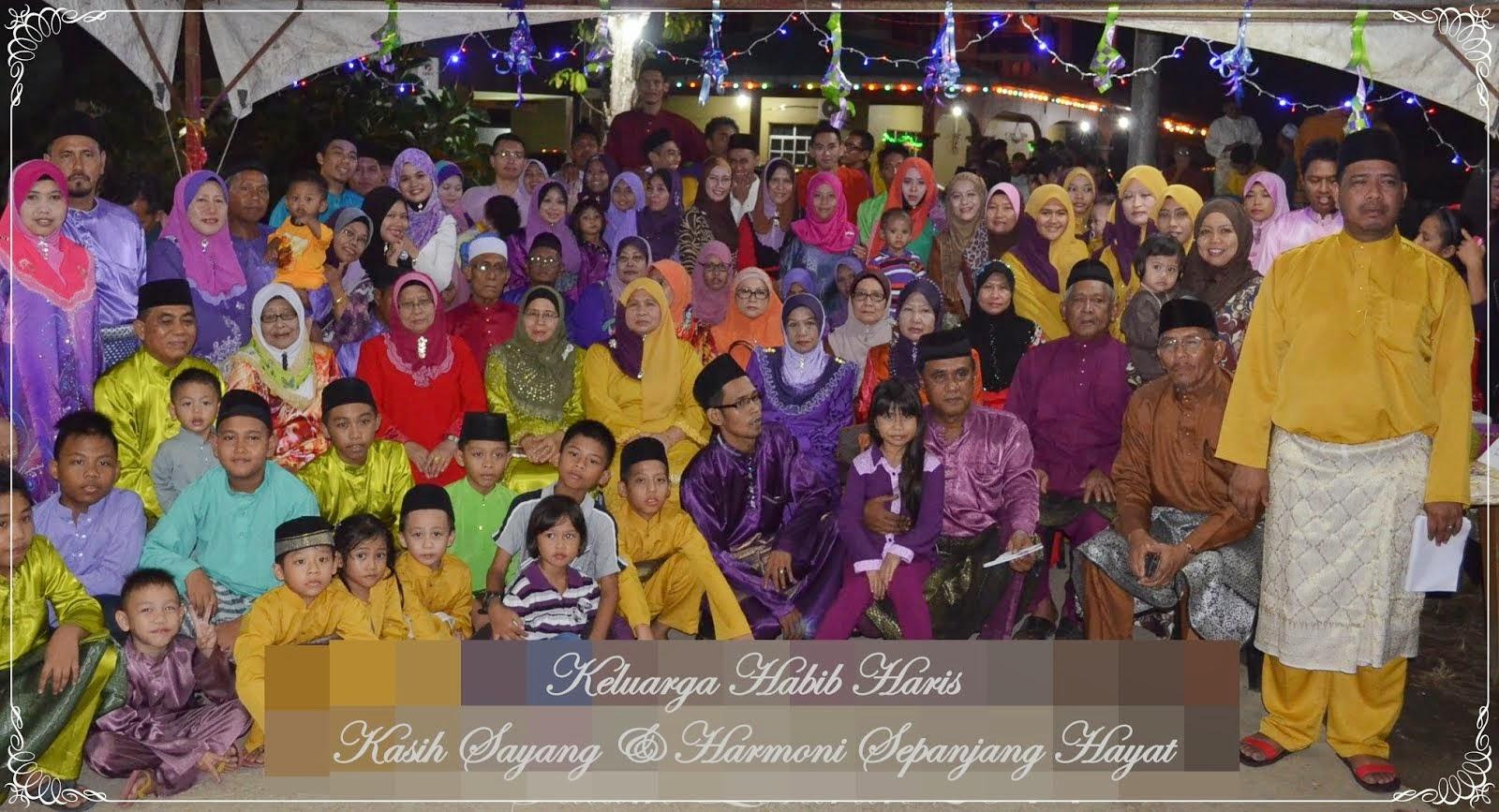 Keluarga Habib Harris