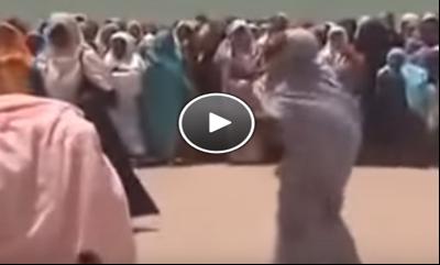بالفيديو لن تصدق ما ستراه قرية سودانية إنتشر فيها السحر شاهد ماذا حصل بعد قرائة القرآن فيها