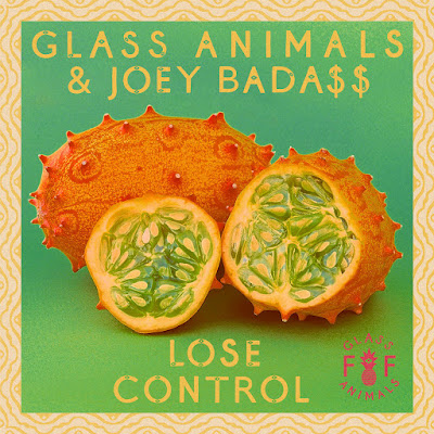 Glass Animals & Joey Bada$$ - Lose Control - Single Cover