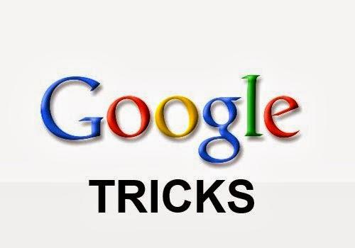 Funny Google Tricks