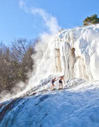 fosso bianco cascata