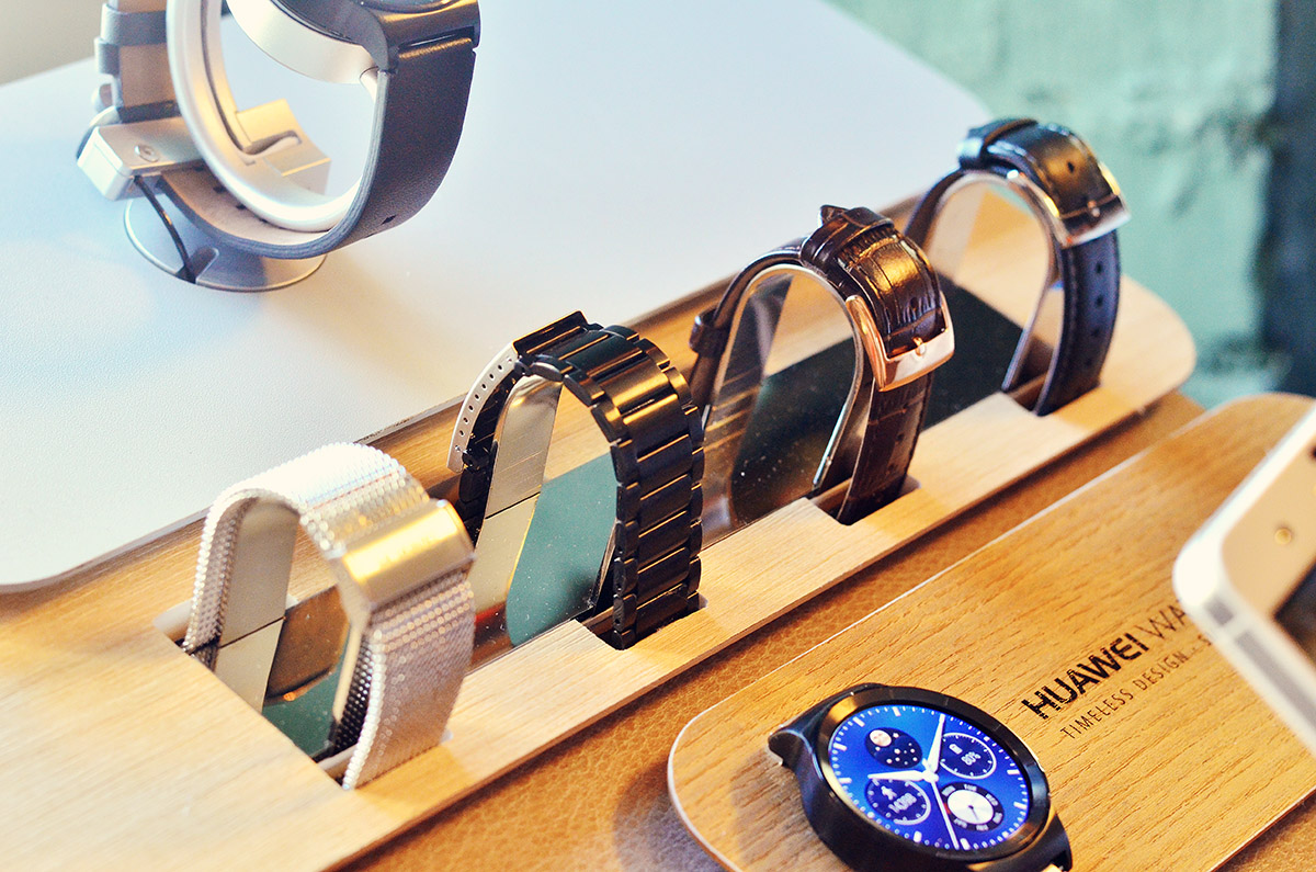 huawei smartwatch review release