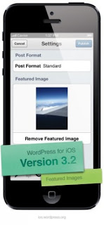 Finally featured images in WordPress for iOS