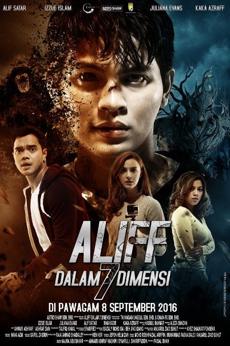 8 SEPT 2016 - ALIFF DALAM 7 DIMENSI (MALAY)