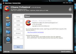 SS2-CCleaner 3.25.1872 Pro Incl Crack