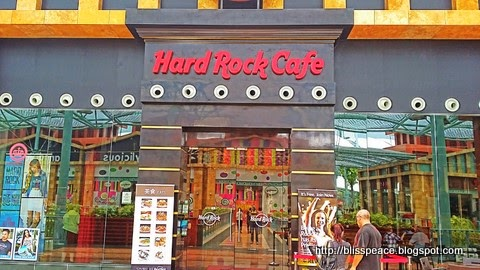 Hard Rock Cafe , Resort World Sentosa ...