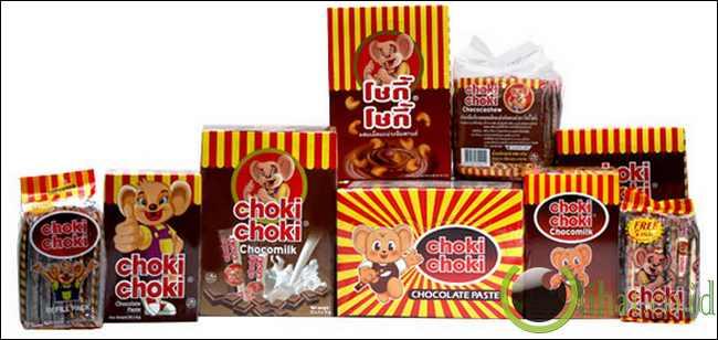 Coklat Choki-choki