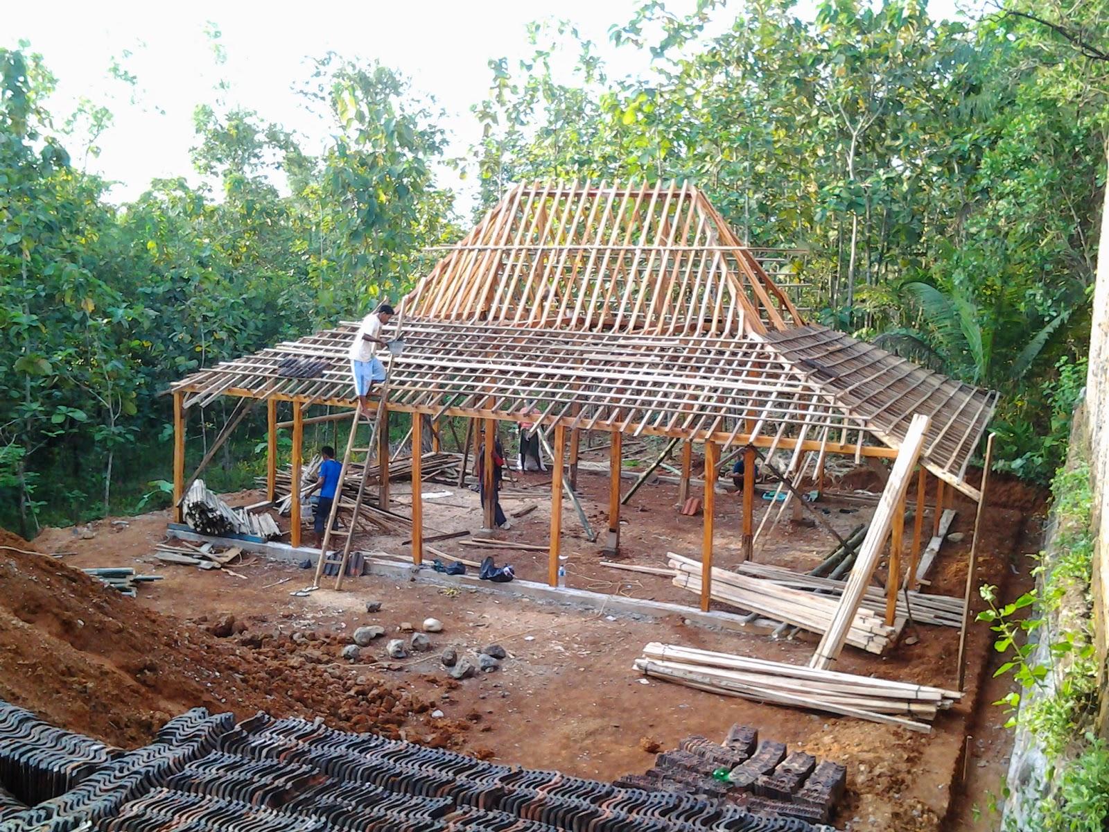 Menghidupkan Kembali Rumah Limasan Rumah Tradisional Jawa Tengah