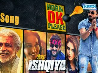 dedh ishqiya movie poster honey singh
