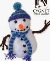 http://www.letsknit.co.uk/free-knitting-patterns/snowman