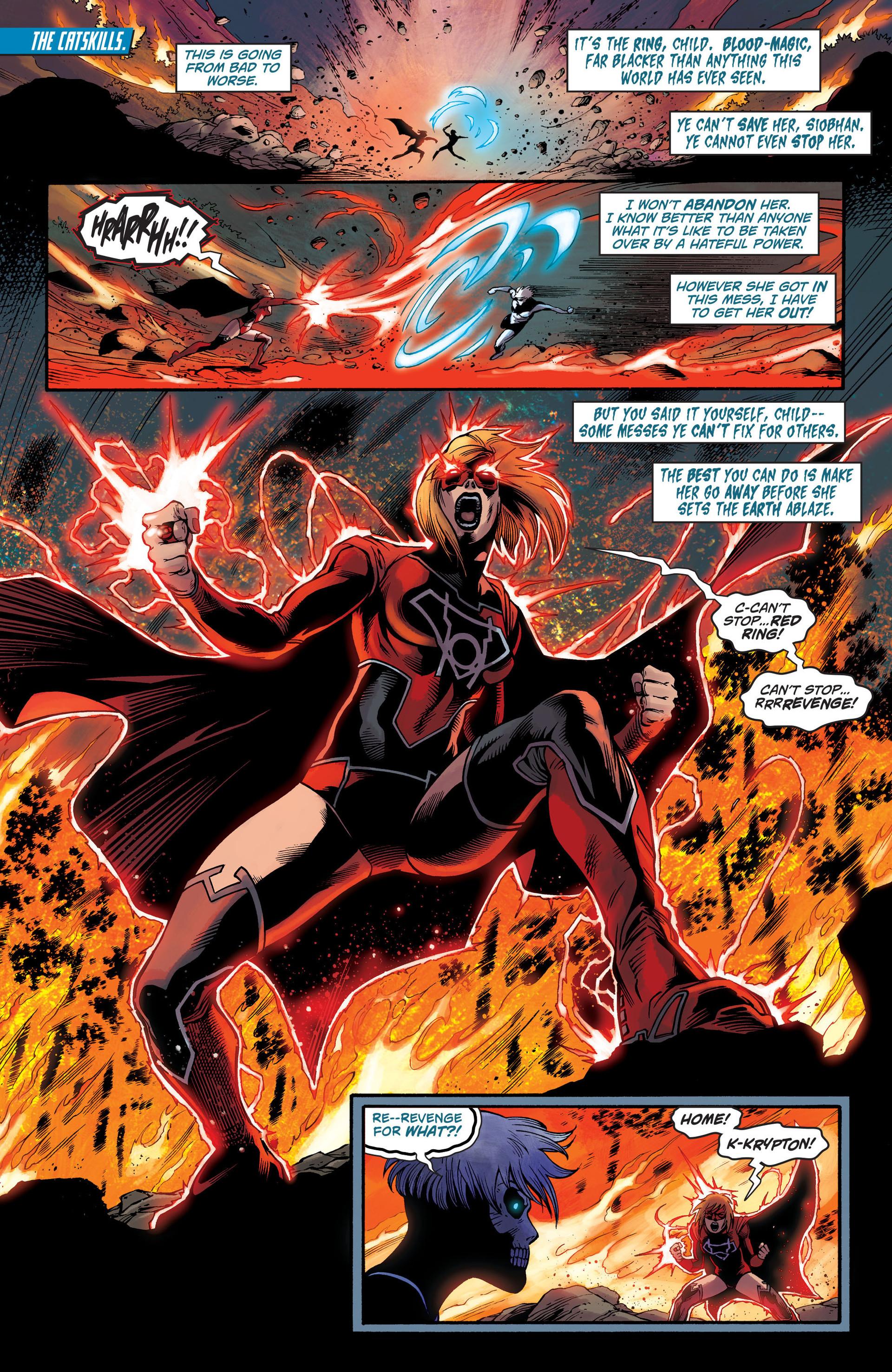 Supergirl (2011) Issue #29 #31 - English 18