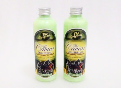 Conditioner Sampo Kuda atau Caviar Original
