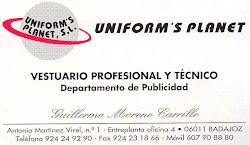 Uniform.s - Planet