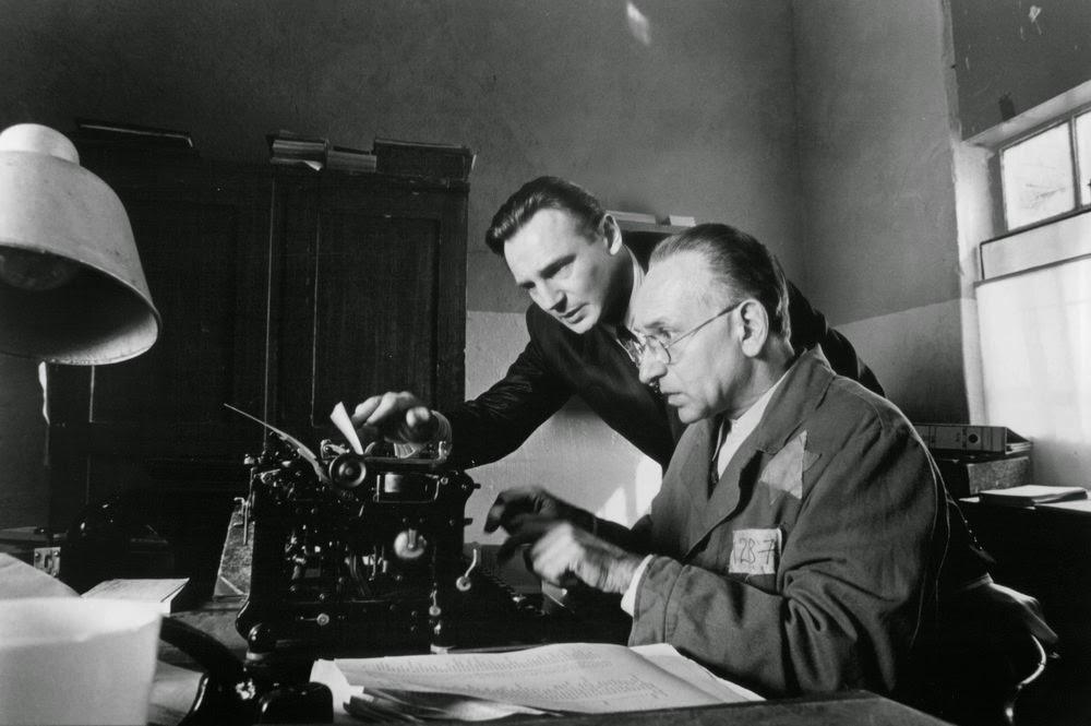 La Lista de Schindler es el centro de una batalla judicial