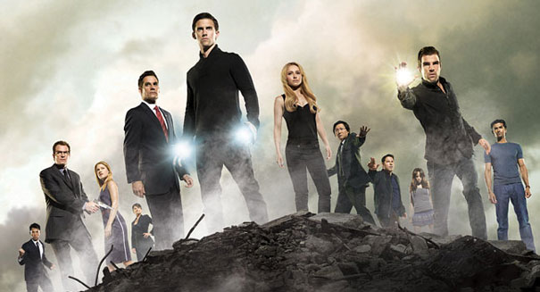 Heroes season 3 poster