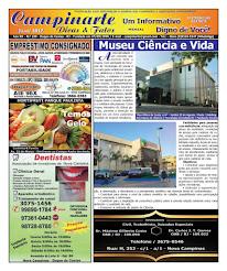 Campinarte Dicas e Fatos - Edição - 239 - Jul / 2017