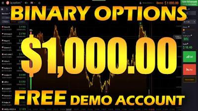 Akun demo pasar uang