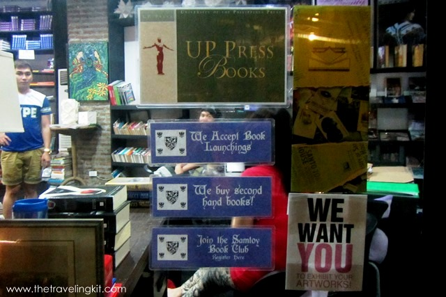 Samtoy Bookshop, Laoag City