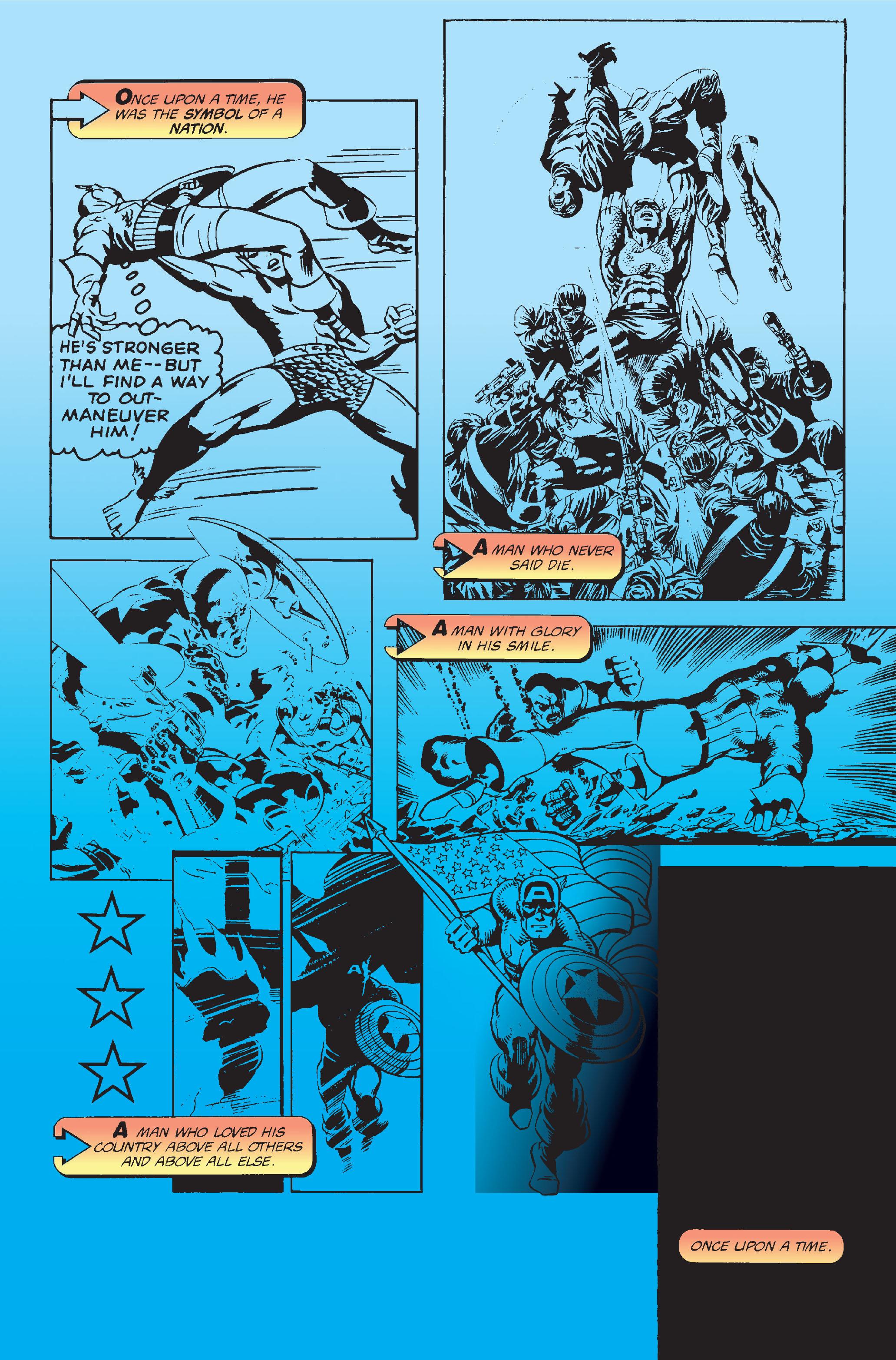 Captain America (1968) Issue #451 #408 - English 2