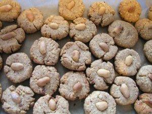Resep Kue Kering Tiga Kacang