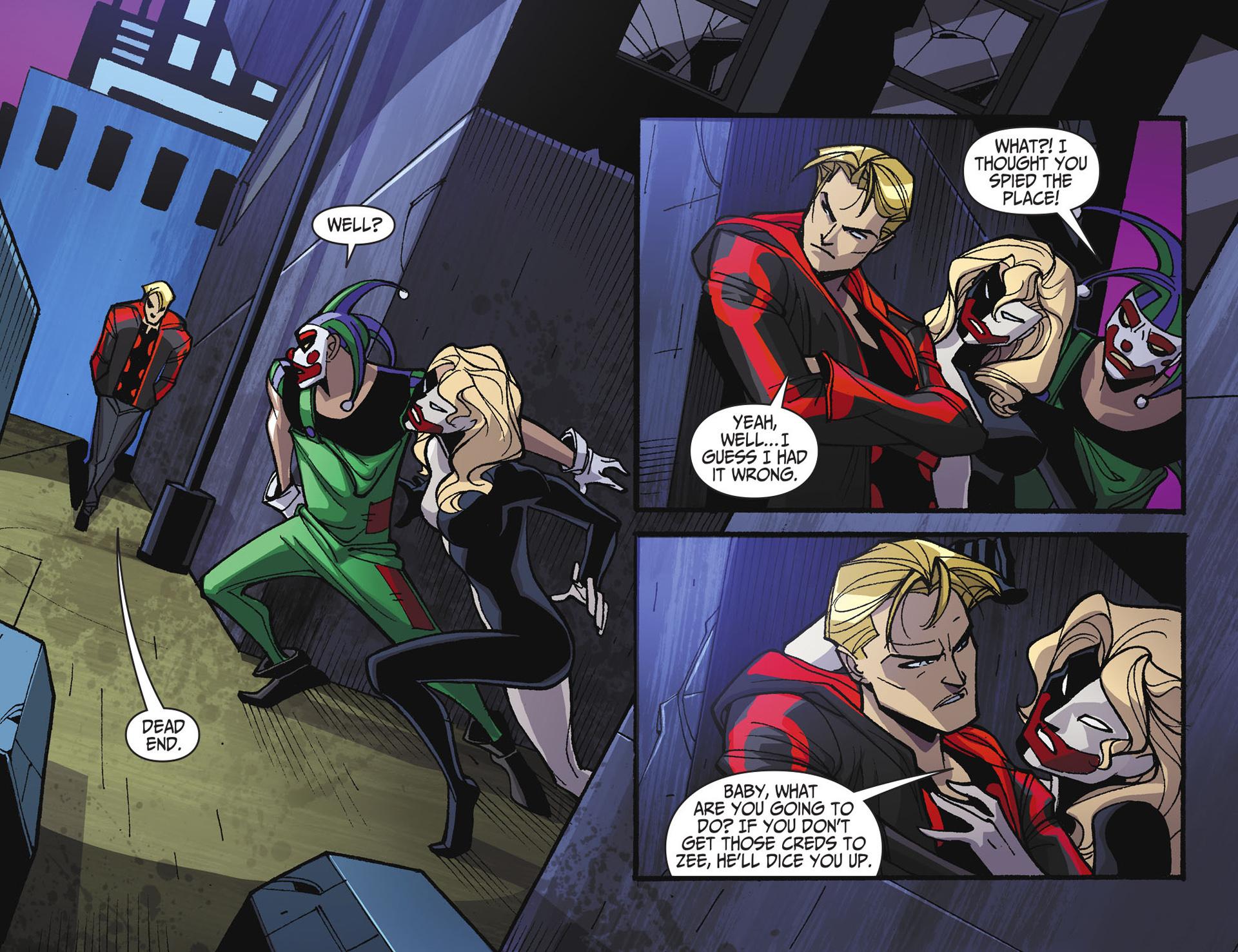 Batman Beyond 2.0 #17 #24 - English 19