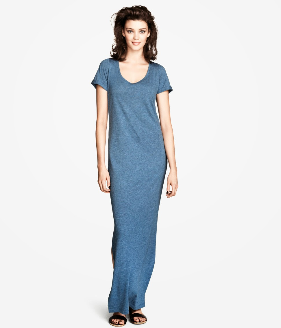 uzun+penye H & M 2014 Sommer Kleidung Models