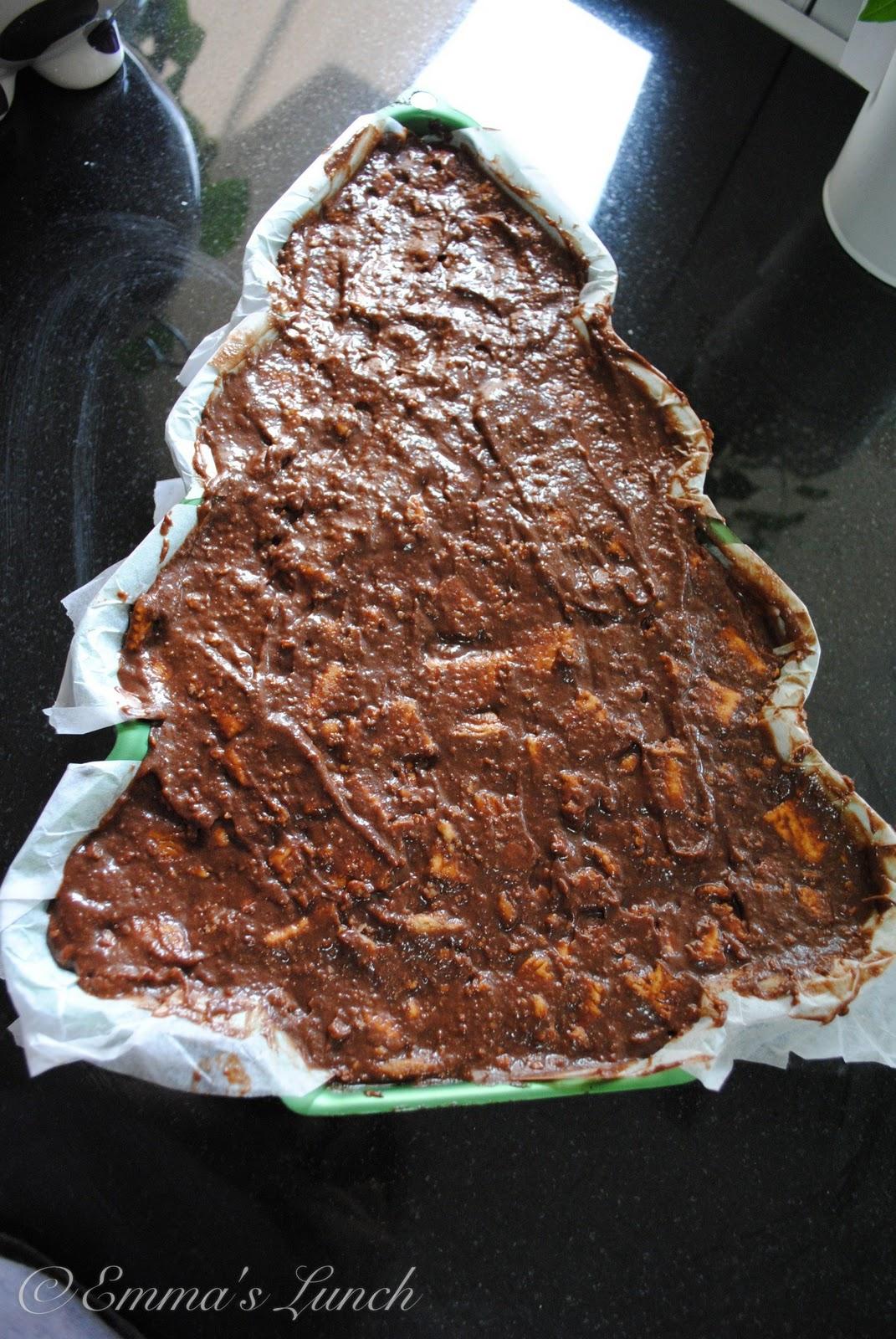 Chocolate Cake Procedure