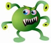 virus penyebab wajah cantik