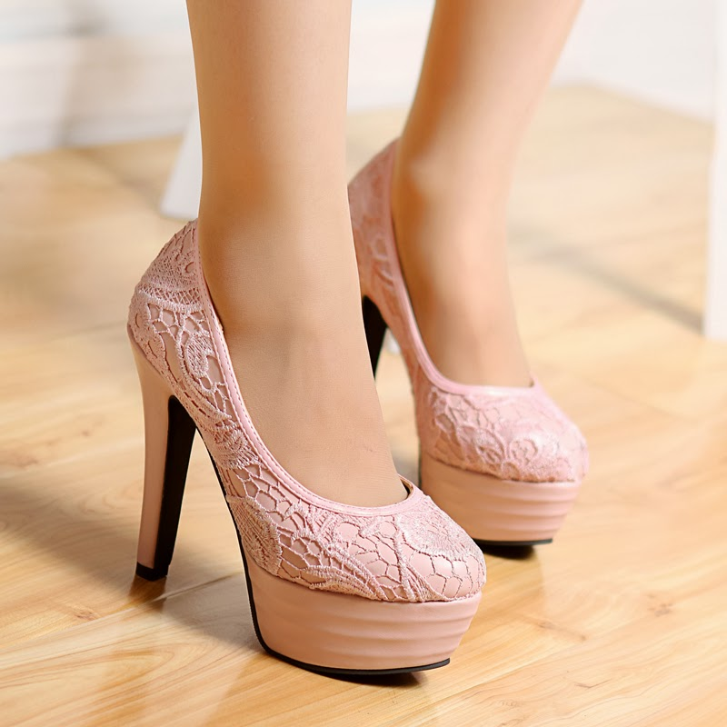 trend of high heels for at new year from 2014