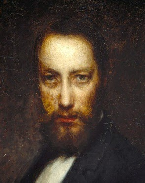 Ozias Leduc: self-portrait.