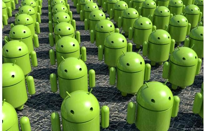 Bugdroid, o robôzinho do Android