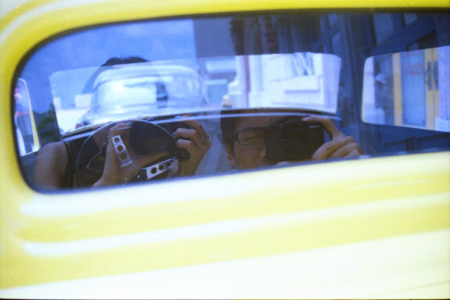 Universal Studios SIngapore car
