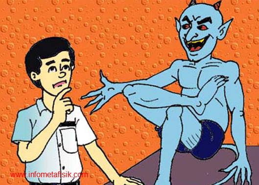 Ini 14 Cara Setan Menjerumuskan  Manusia