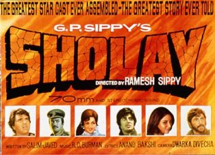 Watch Sholay (1975) Hindi Movie Online