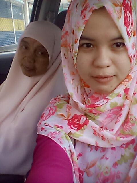 mak saya,bff saya^_^