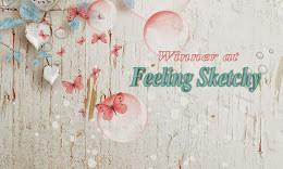 Zmagovalna voščilnica pri Feeling Sketchy