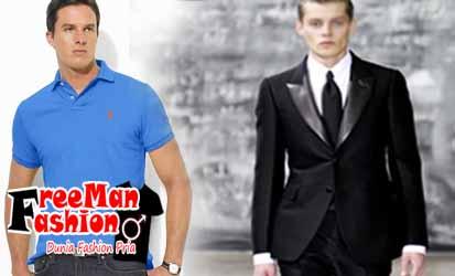 Jenis Fashion Yang Wajib Dan Harus Dimiliki Oleh Seorang Pria
