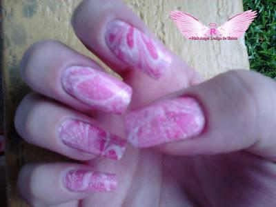 unhas em homenagem ao outubro rosa by rosangela doblins2
