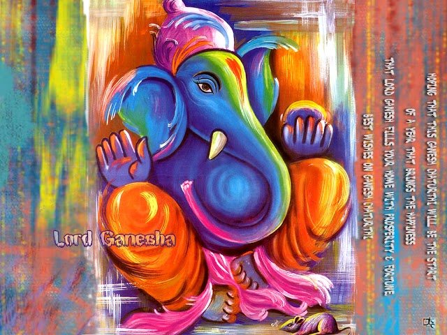 Best Wishes on Ganesh Chaturthi.Hoping That This Ganesh Chaturthi Will Be the Start Of A Year That Brings the Happiness,That Lord Ganesh Fills Your Home With Prosperity & Fortune.