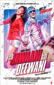 Xem Phim Tuổi Trẻ Rực Lửa - Yeh Jawaani Hai Deewani