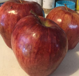 Apple bread, Apple dessert bread, best tasting apple bread, country apple bread