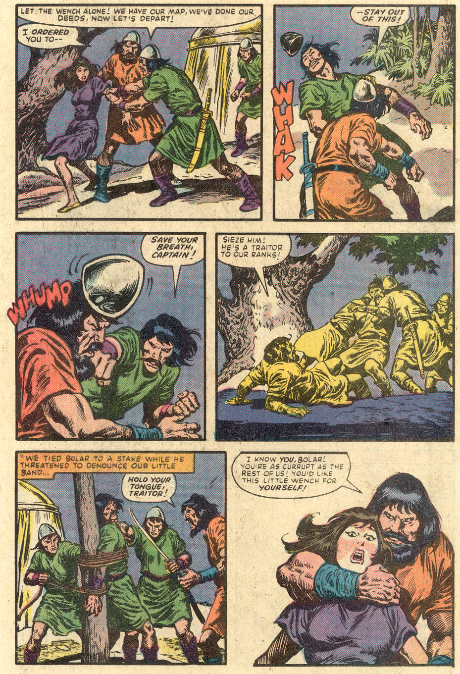 Conan the Barbarian (1970) Issue #149 #161 - English 13