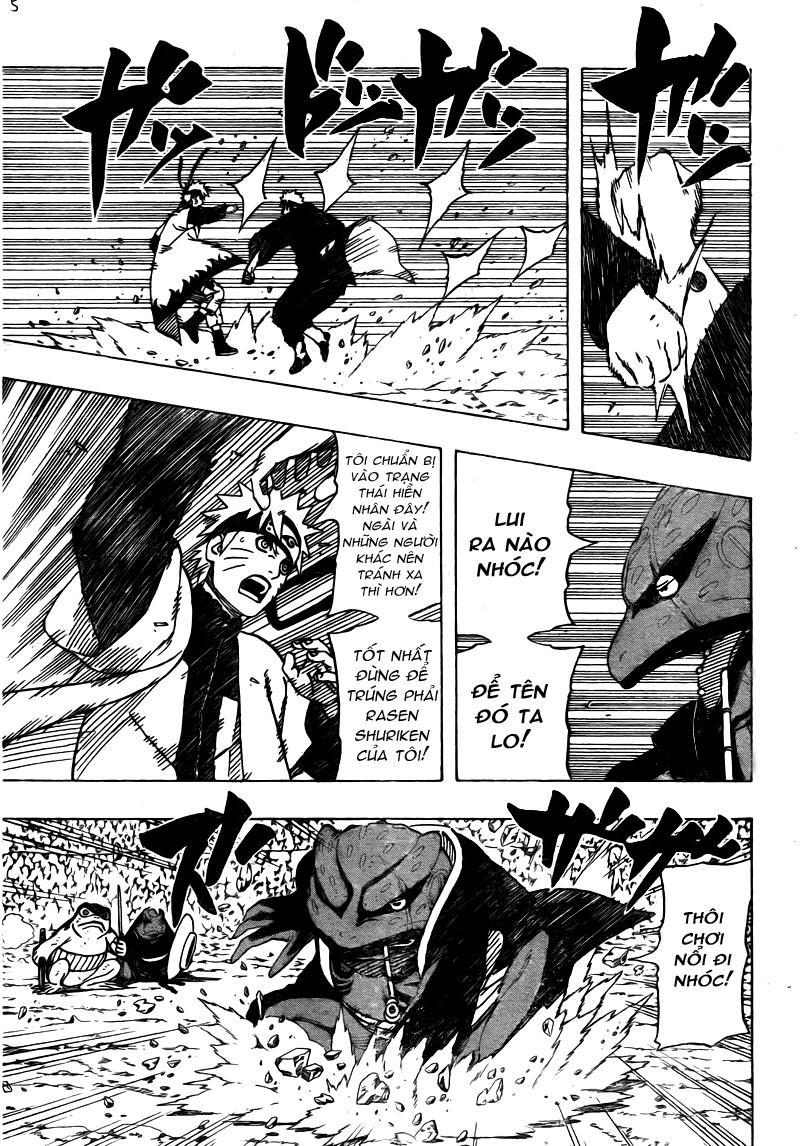 Naruto chap 433 Trang 6 - Mangak.info