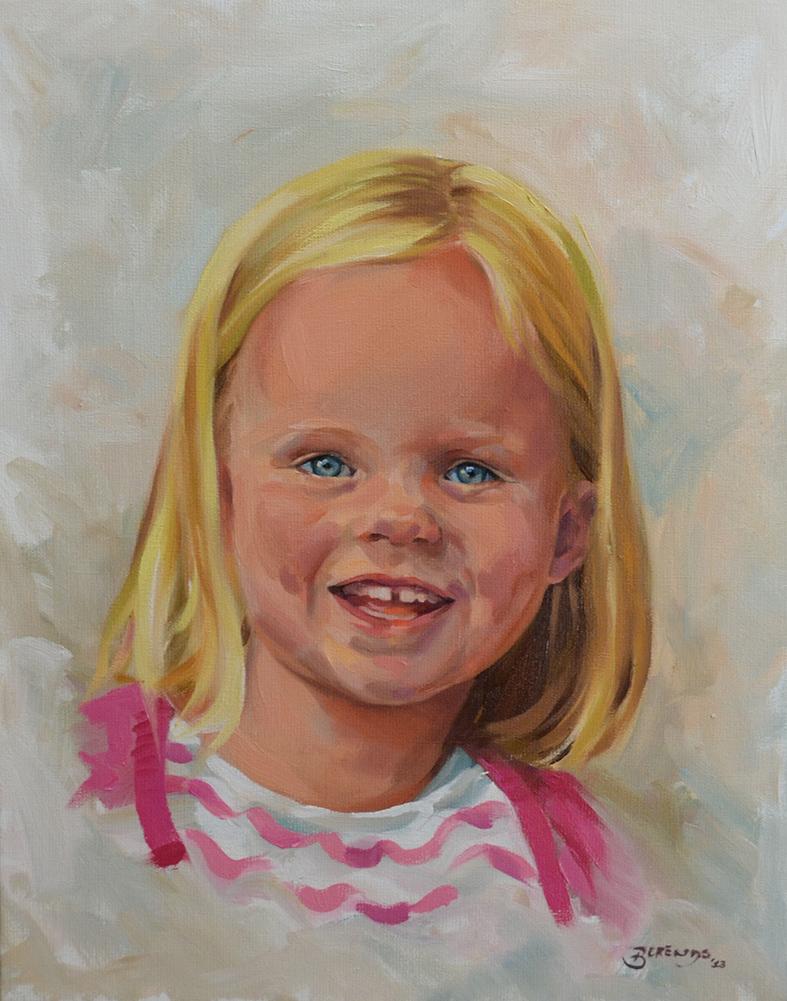 Beeldend kunstenaar bianca berends mei 2013 - Schilderij voor meisje slaapkamer ...