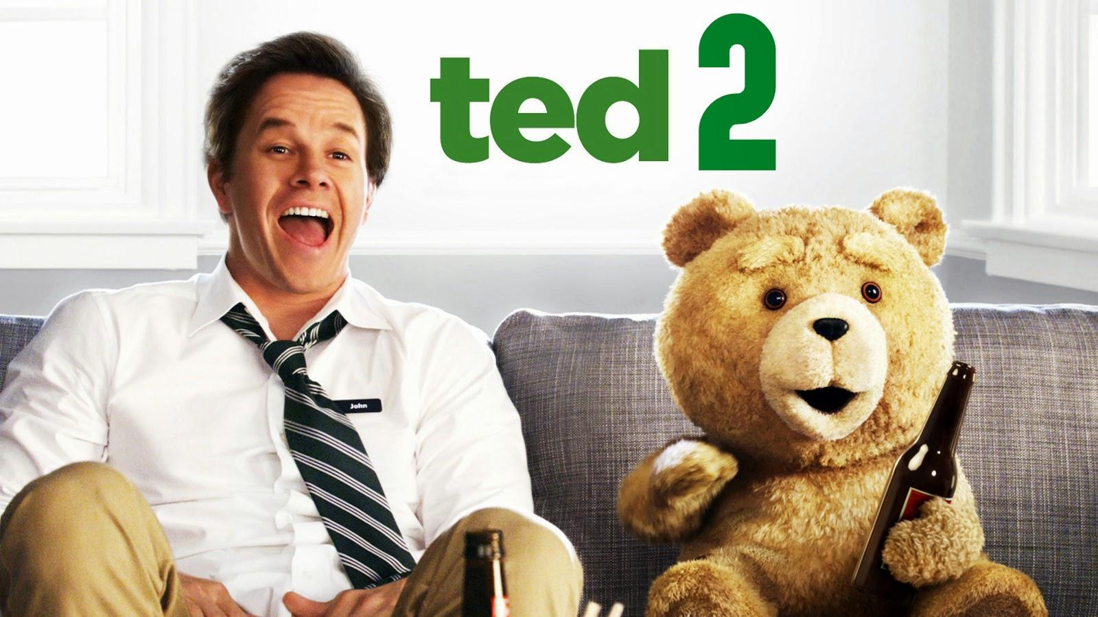 Vuelve el oso animado, Ted 2