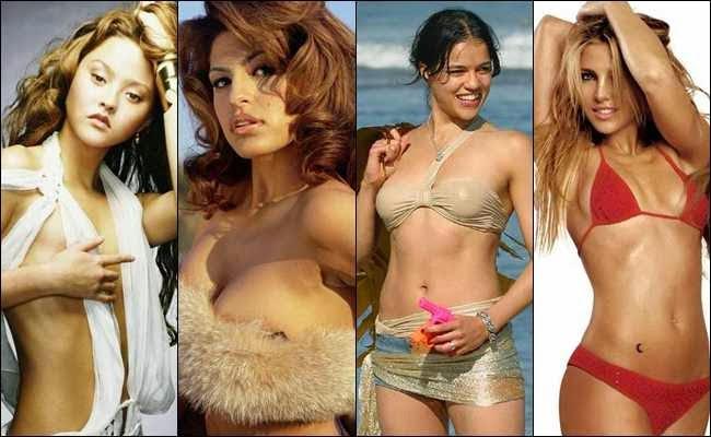 7 Wanita Seksi dan Hot di Film Fast Furious