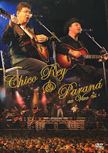 DVD - Chico Rey e Paraná Ao Vivo Vol. 1
